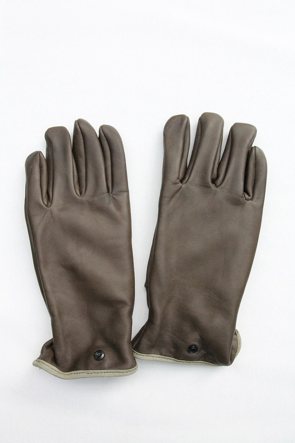 Deadstock FRENCH Army Procoves Leather Glove