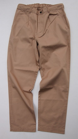 Uniformworld Work Pants CAMEL