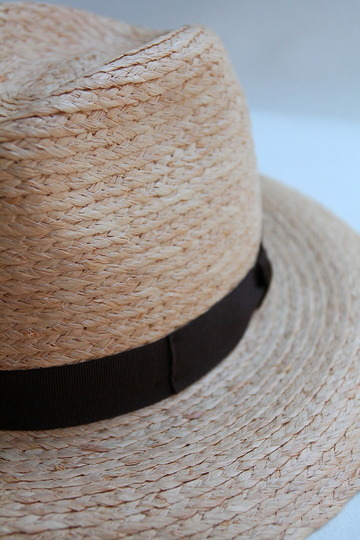 SORBATTI Braid Wide BRUM Hat MORO (2)