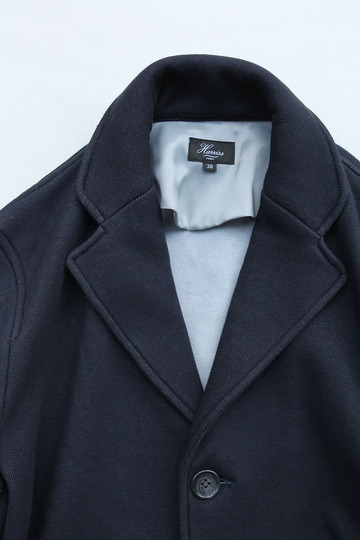 Harriss Bomber Heat 3 Button Blazer NAVY (2)