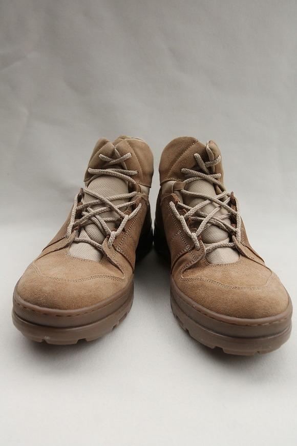 "Soft Walk ""Combat Boots BEIGE (2)"