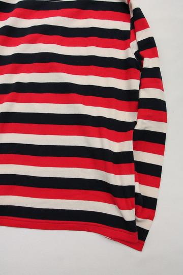 Baxter Ratcliff Tricolor Stripe LS Sweatshirts Flatlock (3)