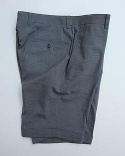 DC WHITE High twist Tropical Shorts GREY (5)