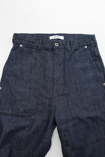 RICEMAN Work Pants INDIGO (3)