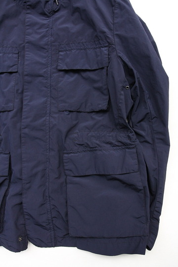MIDA Type M65 With Hood Materiale made in Japan NAVY (3)