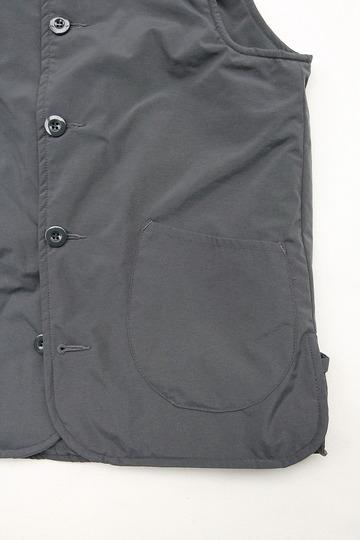 ARAN Vest GREY (3)
