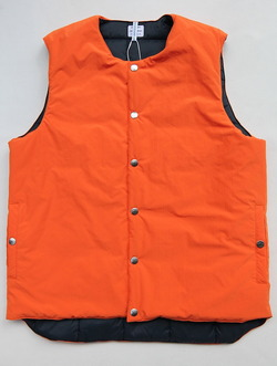 NOUN Colorado Vest ORANGE