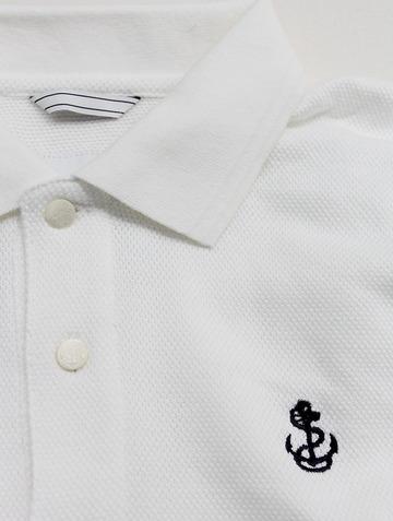 FIDELITY Marine Polo WHITE (5)