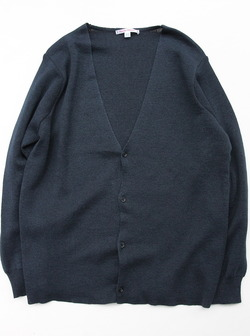 NOUN Single Cardigan NAVY (2)