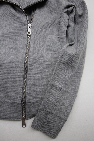 Rappeler Jersey Hooded Riders HEATHER GREY (5)