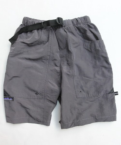 Thousand Mile Wall Shorts CHARCOAL