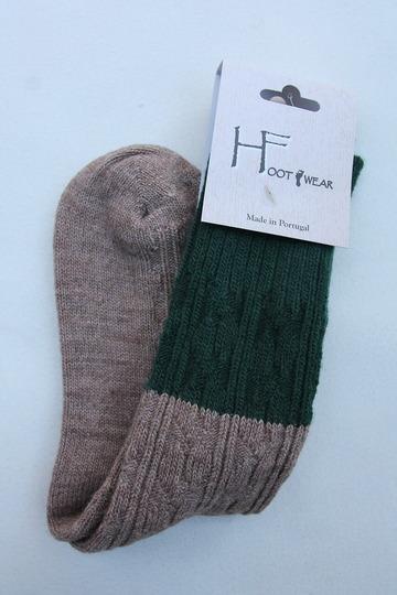 H Footwear Regiment GREEN&BEIGE (3)