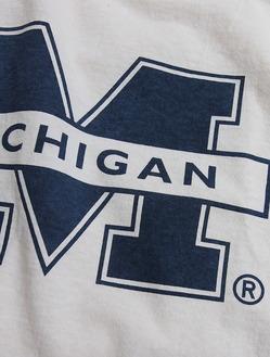 AMERICAN FRESHMAN Michigan BB Tee P NAT (4)