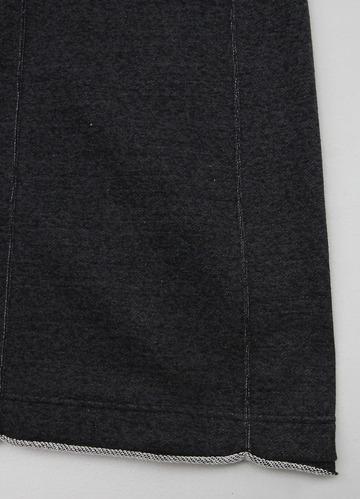 HARRISS GRACE Cotton Melange Sweat BLACK (2)