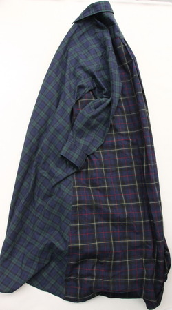 Harriss Tartan Plaid Shirt Dress (3)