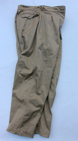 60' FRANCE MILITARY Deadstock Chino Pants (6)