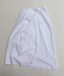MAXOU C R Pique Crew Cardigan WHITE (4)