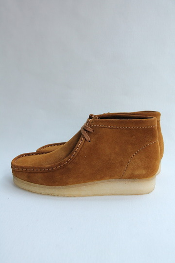 Clarks Wallabee Boot BRONZE (4)