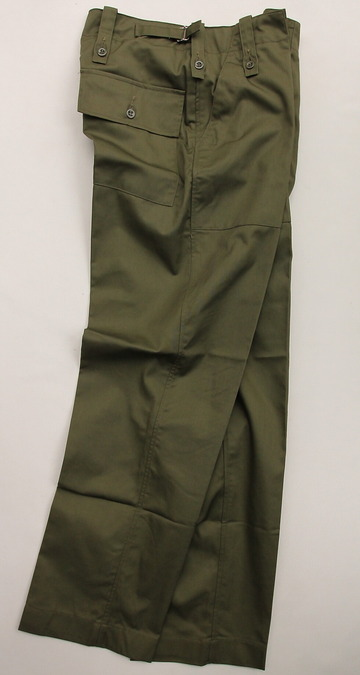 Dead Stock British Military Light Weight Fatigue OLIVE (6)