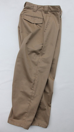 Le Ciel de Harriss Loose Fit Pants BEIGE (4)