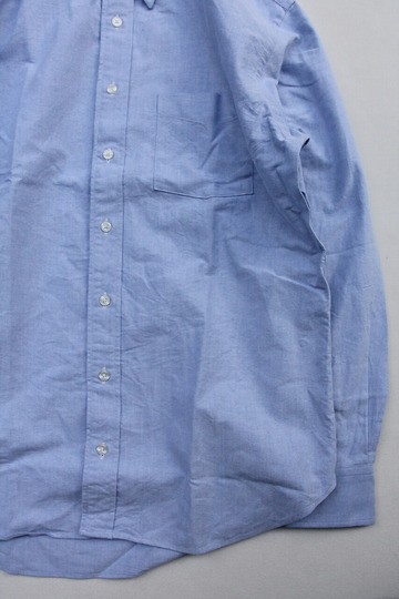 SERO Oxford BD Shirt BLUE (3)