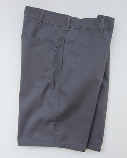 Alexandra Work Shorts GREY (2)