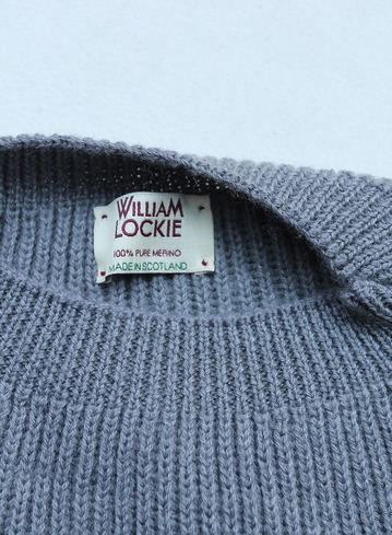 William Lockie  Gents Merino Pullover Crew Neck ALBEMGA (4)