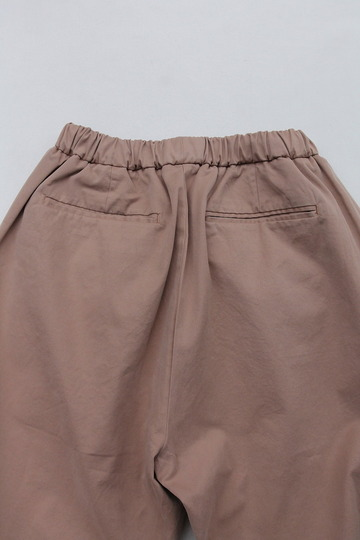 CEASTERS Twill Easy Trousers BEIGE (6)