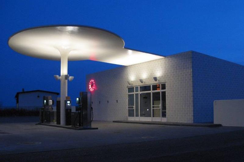 Skovshoved Petrol Station