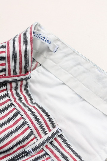 Perfection 332 IVY Stripe RED X GREY (2)