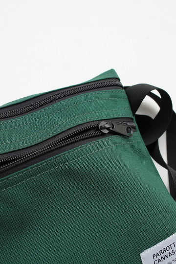 Parrott Canvas ND Organizer W Strap GREEN (5)