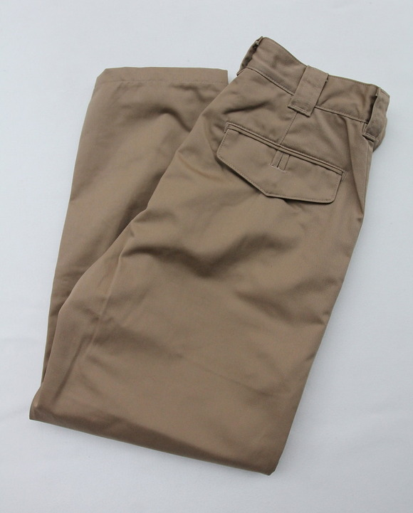 Le Ciel de Harriss Loose Fit Pants BEIGE