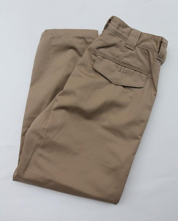 Le Ciel de Harriss Loose Fit Pants BEIGE