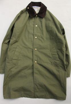 NOUN Coach Coat OLIVE (2)