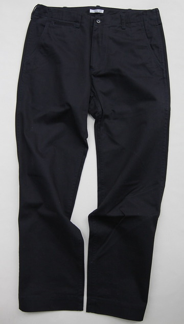 San Heavy Twill Pants NAVY (5)
