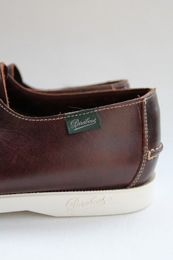 Paraboot Blanche Lis America BROWN (9)