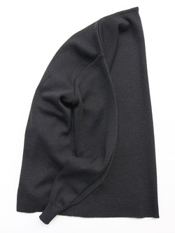 NOUN Single Cardigan BLACK (2)