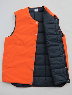 NOUN Colorado Vest ORANGE (4)