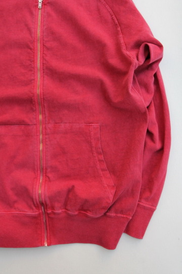 Goodon Zip Tee Jkt P F RED (4)