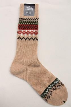 HALISON Wool Nep Nordic BEIGE (2)