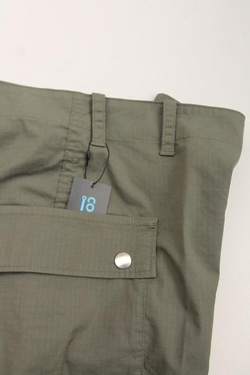 ARAN Field Shorts CT Rip OLIVE (3)