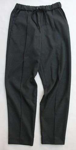 Le ciel de Harriss TR Easy Pants Center Seam CHARCOAL (4)