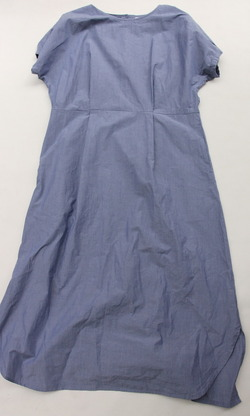 Le ciel de Harriss Cotton Dress BLUE (2)