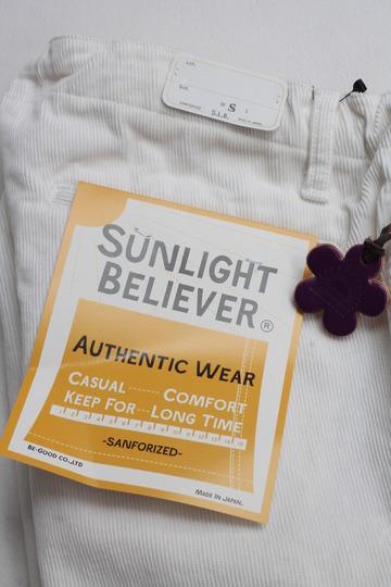 Sunlight Believer Corduroy Relax Pants (5)