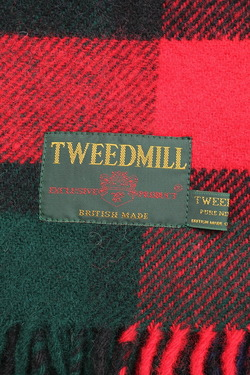 Tweed Mill Knee Rug Kilgour Tartan (3)