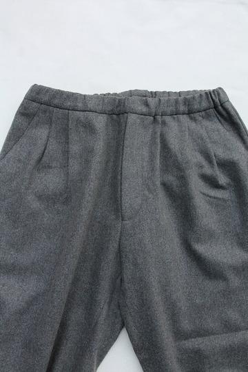 CESTERS Wool 2 P Easy Pants M GREY (3)