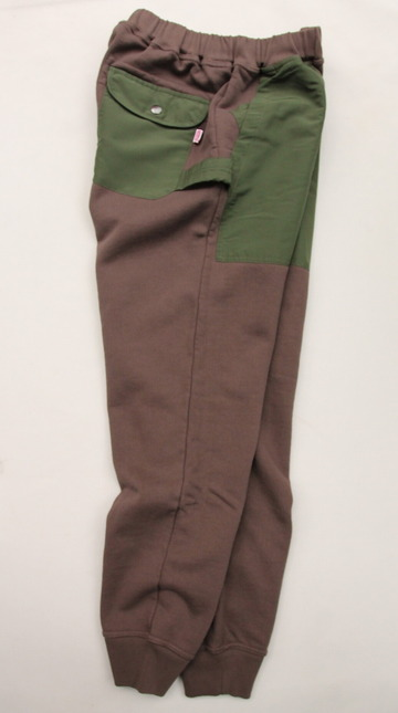 Chums Utility Pocket Pants Sweat KHAKI (5)