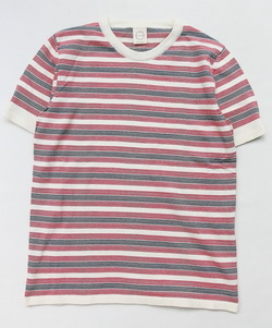 Country of Origin Deck Chair Tee 7 RED