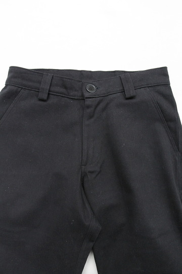Domestic Workwear Sweetbutter Work Pants BLACK (4)