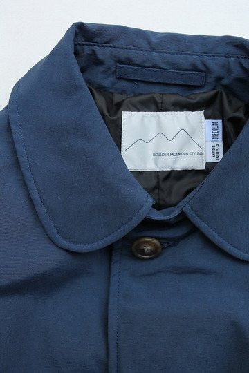Boulder Mountain Style Dakota Coat III NAVY (2)